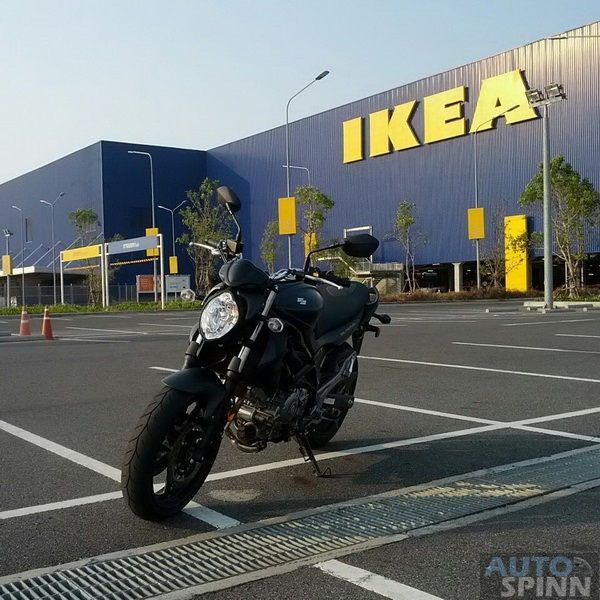 รีวิว ลองขี่แบบ 1st impression Suzuki Gladius 650  Naked Bike เครื่อง V-Twin