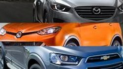รีวิว 2014 Chevrolet Captiva VDCi LTZ  ปรับเล็กหน้าตา  อัดแน่นออปชั่นและเทคโนโลยีเช่นเคย