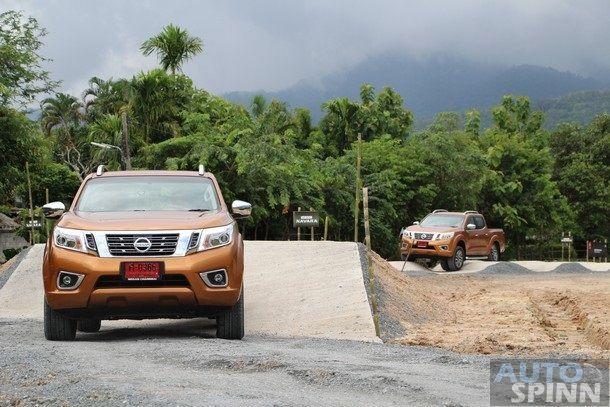 รีวิว 2014 Nissan Navara NP300 ลองขับแบบ Global Test ทั้ง On-Road และ Off-Road