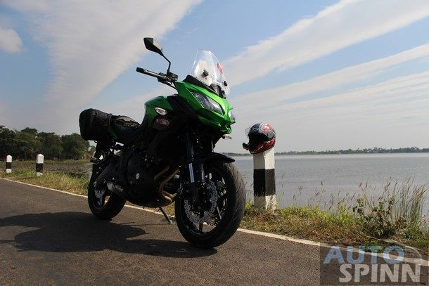 รีวิว 2015 Kawasaki Versys 650  ABS   ใหม่   ขี่ออกทริป  All Roads, One Bike   ที่จบได้ในคันเดียว
