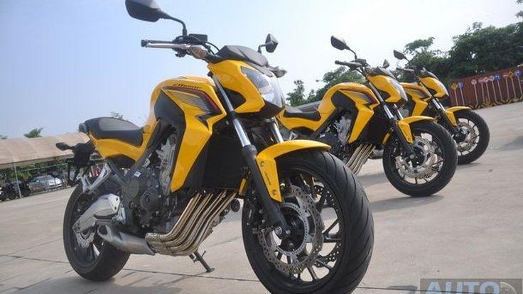 รีวิว Bigbike 4 สูบ Midsize คันแรกของไทย  Honda CBR650f และ CB650f  ขี่สมูทนุ่ม เสียงหล่อแบบสุภาพชน