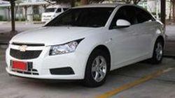 รีวิว Chevrolet Cruze 1.8 LS A/T ใช้งานจริงกว่า 2 เดือนกับระยะทางมากกว่า 6,000 กิโลเมตร