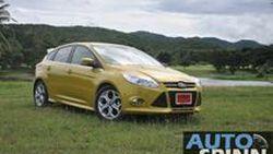รีวิว  Ford Focus 2.0 Ti-VCT GDi Sport+  เทคโนโลยีอัจฉริยะ+สมรรถนะที่ดีสุดใน 2.0 Compact  = คุ้มค่าสุด?
