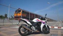 รีวิว Honda CBR500R  รถสปอร์ตขนาดกลาง  ขับขี่สบายคล่องตัวครอบคลุมการใช้งานหลากหลาย  ช่วยเติมเต็มช่องว่าง 2 สูบพิกัด 250-650cc