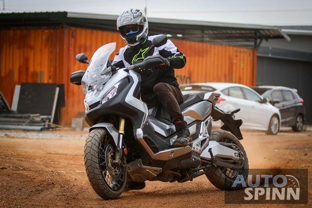 [Test Ride] รีวิว Honda X-ADV: ครั้งแรกกับสกู๊ตเตอร์พันธุ์แกร่งที่ไม่ได้ดีแค่ราคาคุย