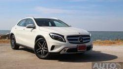 รีวิว Mercedes-Benz GLA 200 Urban คอมแพ็ค SUV สุดสวย ดูดีสมฐานะ