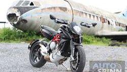 รีวิว MV Agusta Rivale มอไซค์ที่สวยสุดในโลกปี 2012