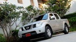 รีวิว Nissan Navara Double Cab 4x4 ไมเนอร์เชนจ์ปี 2011 เส้นทางหัวหิน-กรุงเทพฯ