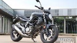 รีวิว Suzuki Gladius 650 ABS  (SFV)  นี่ล่ะ Naked Touring Middle Weight  ที่สมบูรณ์แบบ เหมาะแก่การใช้งานในทุกๆวัน