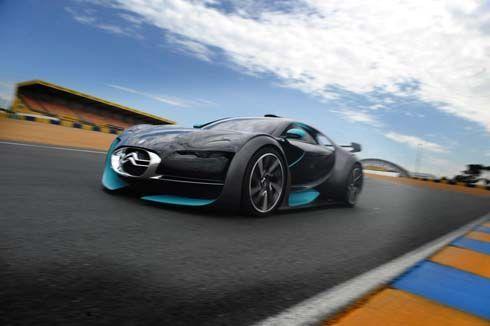 วงในเผย Citroen ไฟเขียว Survolt รถไฟฟ้าดีไซน์ล้ำ หลังพอใจการวิ่งทดสอบที่ Le Mans Classic