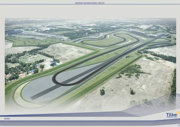 สนามแข่งรถ BRIC พร้อมสำหรับรายการระดับโลก Super GT 2014 World Series ครั้งแรกในประเทศไทย