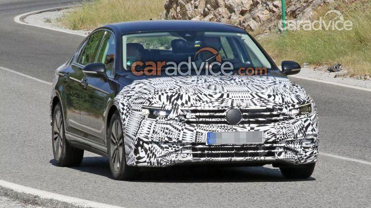 [สปายช็อต] 2019 Volkswagen Passat ปรับหน้าใหม่พร้อมขุมกำลัง V6