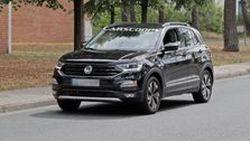 [สปายช็อต] 2019 Volkswagen T-Cross SUV ล่าสุดเต็มคัน