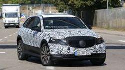 [สปายช็อต] 2020 Mercedes EQC พลังไฟฟ้า 100%