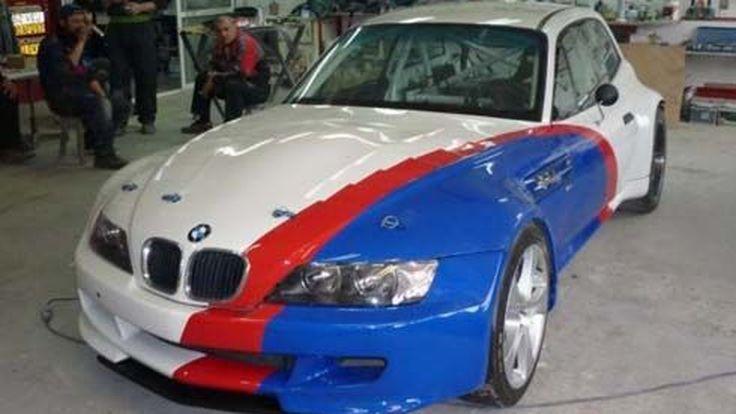 สร้างจากซาก! BMW Z3 M Coupe เครื่องยนต์ V10 442 แรงม้า ผลงานจากกองขยะโดยเด็กวัย 18 ปี