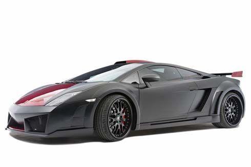 สวยเกินคำบรรยาย! Lamborghini Gallardo LP560-4 Victory II รถแต่งล่าสุดจาก Hamann