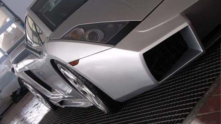 สองซุปเปอร์คาร์ในร่างเดียว Lamborghini Gallardo แปลงโฉมเป็น Reventon ตามฝันคนแต่ง