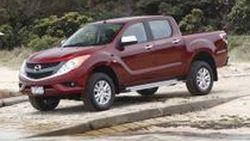 สัมผัสคันจริง Mazda BT-50 ตัวใหม่ สวยใสไร้ที่ติ เริ่มผลิตกลางปีหน้า ดีเซลล้วนๆ
