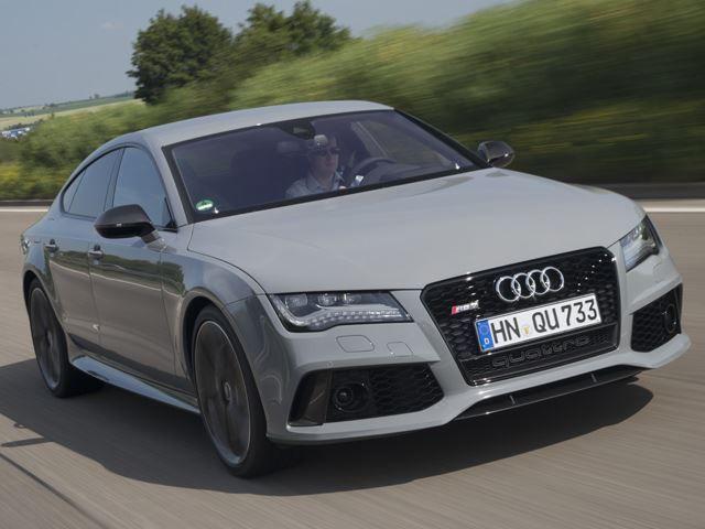 สุดยอดคูเป้ 4 ประตู  2014 Audi RS7 เปิดราคาแล้ว