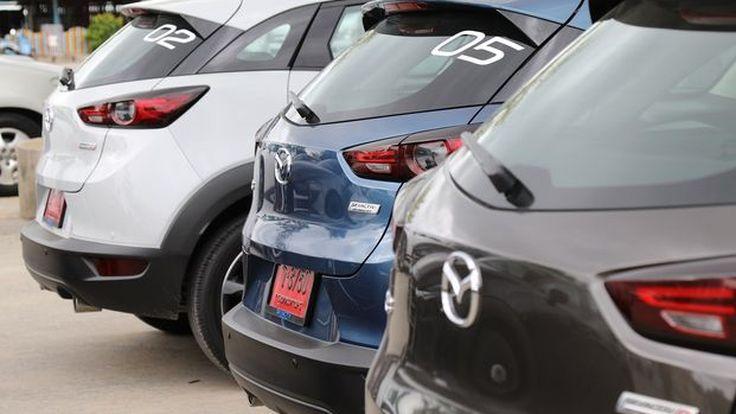 สัมผัสสมรรถนะ Mazda CX-3 คอลเลคชั่น 2018 เส้นทางกรุงเทพ-เกาะสีชัง