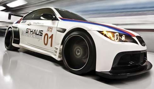 BMW M3 สปอร์ทคูเป้ขวัญใจสำนักแต่ง ในชุด Widebody ของ GTHaus จากเยอรมันนี