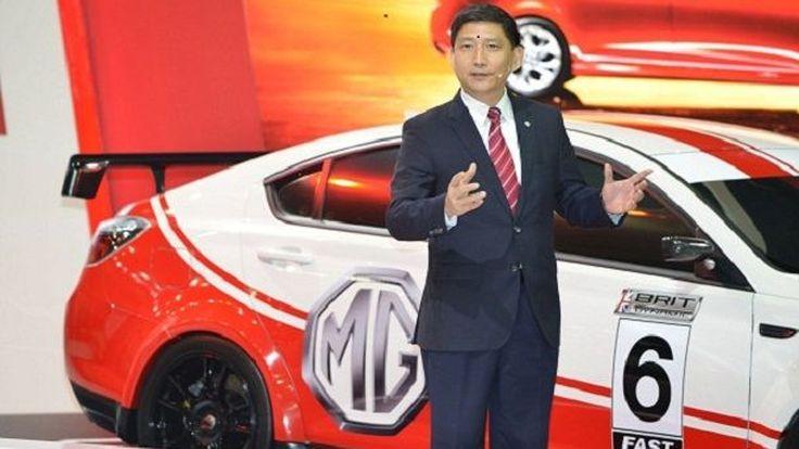 หวู่ ฮวน : เอ็มจีพร้อมขายรถรุ่นแรกในไทยมิถุนายนนี้