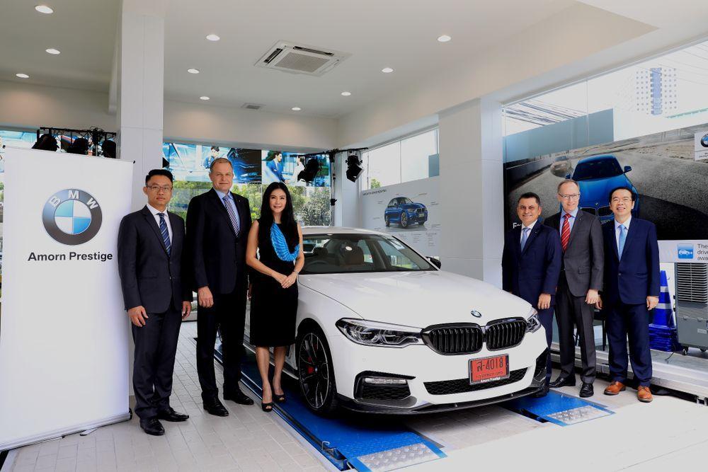 อมร เพรสทีจ เปิดตัว BMW Service Only Outlet ศูนย์บริการครบวงจร ตอบโจทย์ลูกค้าบริการเบ็ดเสร็จใน 90 นาที