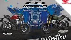 ออกรถ Honda CB150R และ CB300R รับฟรี กล้อง GOPRO HERO 4 Silver Edition