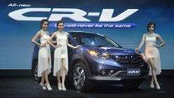 ข้อมูลทางเทคนิค Honda CRV 2013 โฉมใหม่ ก่อนพบกับการขับทดสอบเร็วๆนี้