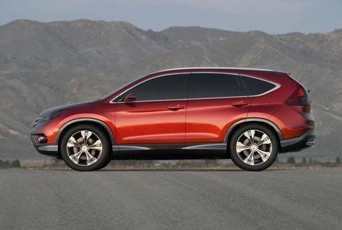 Honda เลื่อนจำหน่าย CR-V ลดกำลังการผลิตในอเมริกา จากสถานการณ์น้ำท่วมในไทย