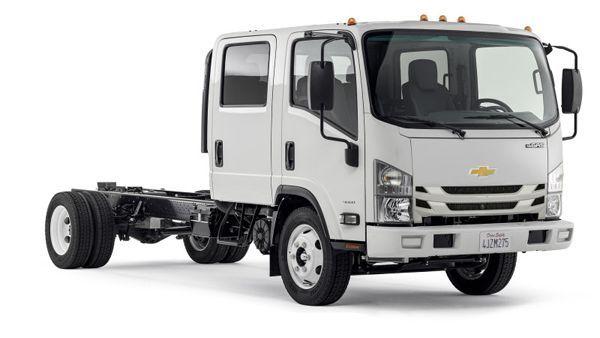 GM และ Isuzu ผนึกกำลังกันทำตลาดรถบรรทุกขนาดกลาง