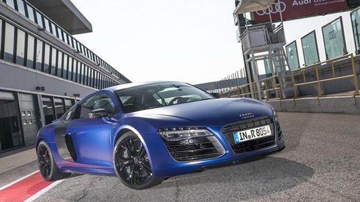 Audi R8 เจนเนอเรชั่นใหม่อาจใช้เครื่องยนต์เล็กลง พ่วงเทอร์โบชาร์จ