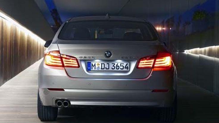 BMW Series 5 ปี 2011 เวอร์ชั่นตี๋ใหญ่ เอาใจป๋า เตรียมเปิดตัวที่ Auto China 2010 ปลายเดือนนี้