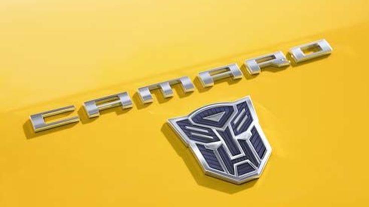 เกาะกระแสหนังดัง Chevrolet ออกชุดแต่งหล่อ Camaro
