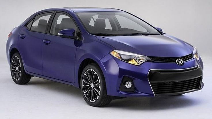 เกาะติดเปิดตัว All New! Toyota corolla 2014 ...สดก่อนใครจากอเมริกา