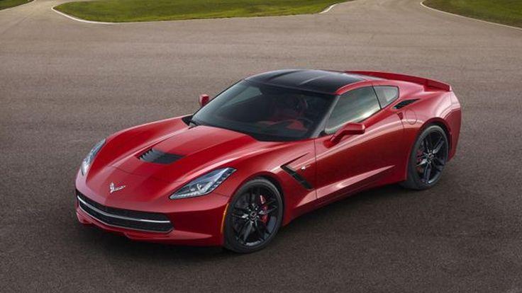 เกียร์ออโต้  8 Speed หรอ รอไปก่อน Chevrolet Corvette  บอกจะมาปี 2016