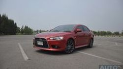 เงียบขึ้นจริงไหมกับ  รีวิว 2013 Mitsubishi Lancer EX 2.0  GT สปอร์ต Sedan ตัวแรงที่อาจเป็นตำนานสุดท้ายของ Lancer