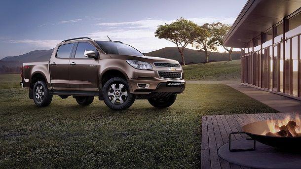 เชฟโรเลต โคโรลาโด เน้นเทคโนโลยี...ขับขี่ปลอดภัย!!! (Brought to you by Chevrolet)