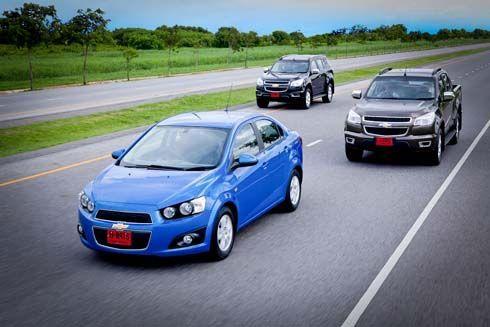 Chevrolet ทุบสถิติยอดขายสูงสุดเป็นประวัติการณ์ในประเทศไทย
