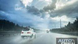เตรียมความพร้อมรถยนต์ รับมือหน้าฝน