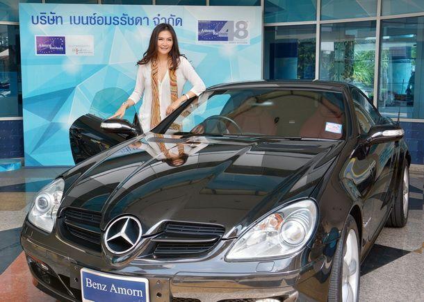 เบนซ์อมร ร่วมแจม Auto Import Expo  จัดหนักอัดโปรโมชั่นสุดพิเศษส่งท้ายปี