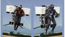 เปิดขายแ้ล้ว Martin Jetpack เครื่องบินเฉพาะบุคคล บินสูง 8,000 ฟุต ความเร็วสูงสุด 100 กม./ชม.