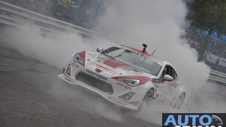 เปิดฉาก Toyota Motorsport 2013 สนามแรก ที่สะพานหินภูเก็ต