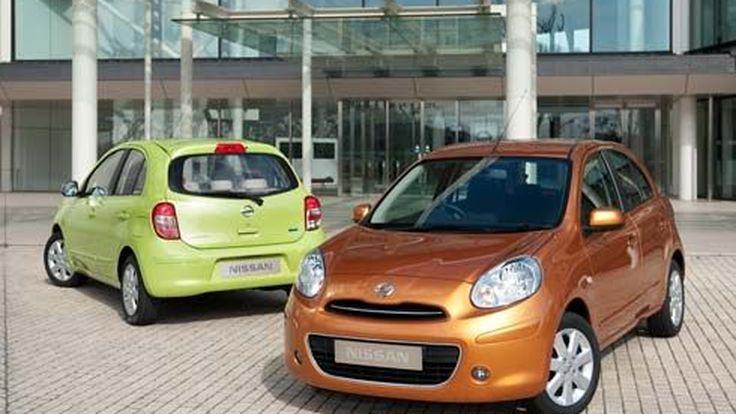 เปิดตัวแล้ว Nissan Ecocar March/Micra รถซุปเปอร์มินิ ชิงเผยโฉมที่ยุโรปตัดหน้าพี่ไทย