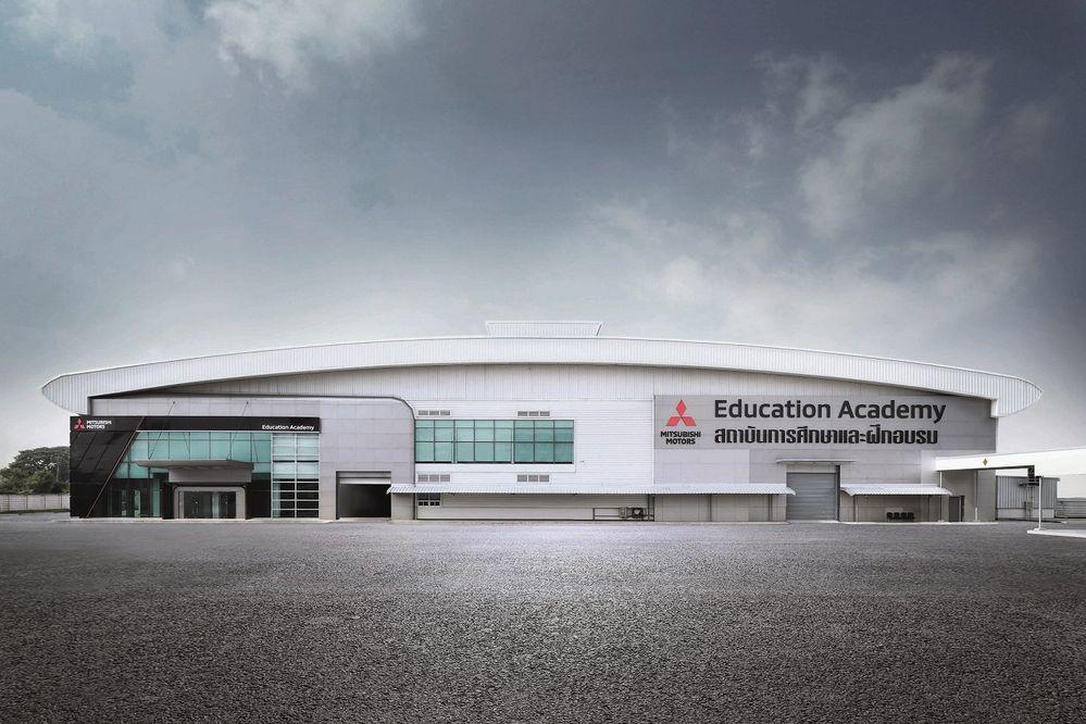 เปิดตัว สถาบันการศึกษาและฝึกอบรม  มิตซูบิชิ มอเตอร์ส ประเทศไทย อย่างเป็นทางการที่ จ. ปทุมธานี