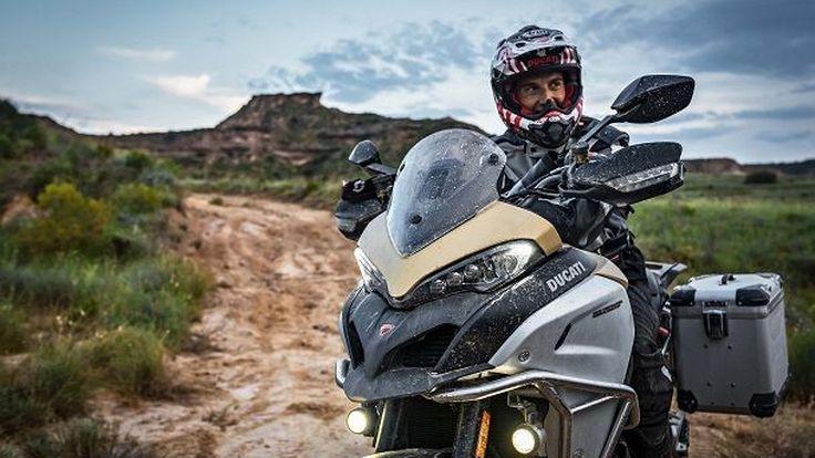 Ducati Multistrada1200 Enduro Pro แองกรี้เบิร์ดคลุกฝุ่นลุยสุดยิ่งกว่าเดิม