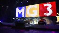 """เปิดตัว NEW MG3 2018 ใหม่ คันเดิมเพิ่มเติมความสนุก  """"มองโลกให้สนุกทุกเส้นทาง"""""""