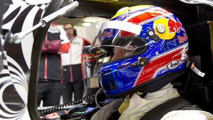 เปิดตัว Mark Webber นักขับ Porsche LMP1  ปี 2014  ในการแข่งขัน Sports Car World Endurance Championship (WEC) และ Le Mans 24 Hours