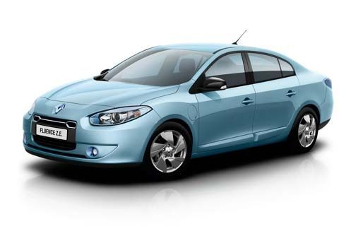 เปิดตัว Renault Fluence ZE และ Kangroo ZE รถพลังงานไฟฟ้าเวอร์ชั่นผลิต