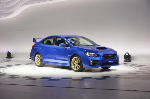 เปิดตัว Subaru WRX Sti ที่งาน Detroit  มาพร้อมขุมพลัง 305 แรงม้า พร้อม VDO โชว์สมรรถนะสไตล์แรลลี่